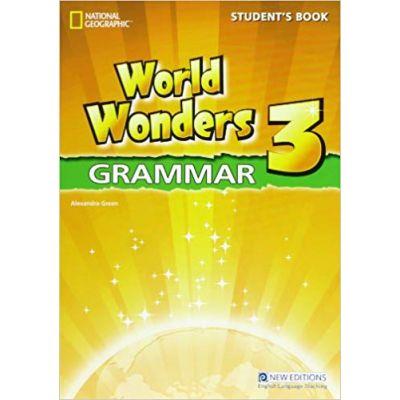 World Wonders 3 Grammar Book - Michele Crawford