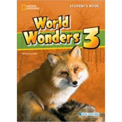 World Wonders 3 Student's book - Michele Crawford