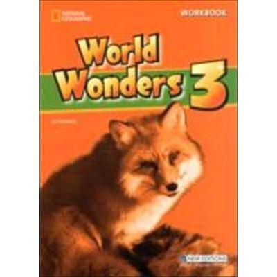 World Wonders 3 Workbook - Michele Crawford