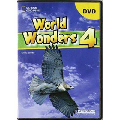 World Wonders 4 DVD