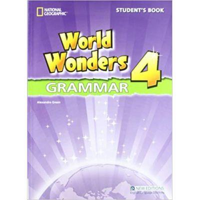 World Wonders 4 Grammar - Michele Crawford