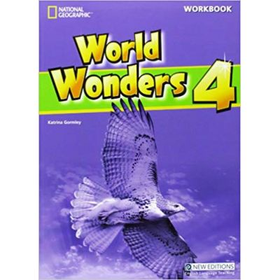 World Wonders 4 Workbook (cu Audio CD) - Katrina Gormley