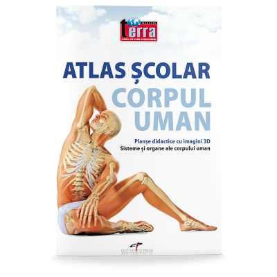 Atlas scolar. Corpul uman