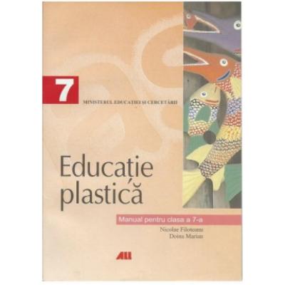 Educatie plastica, manual clasa VII - Nicoleta Filoteanu