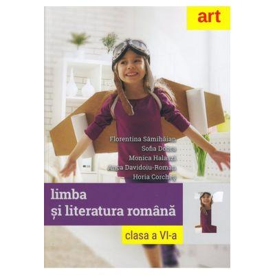 Limba si literatura romana. Clasa a VI-a.
