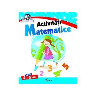 Activitati matematice 4-5 ani - Georgeta Matei
