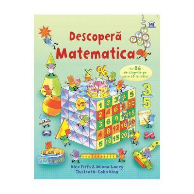 Descopera Matematica - Alex Frith