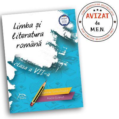 Limba si literatura romana - clasa a VII-a