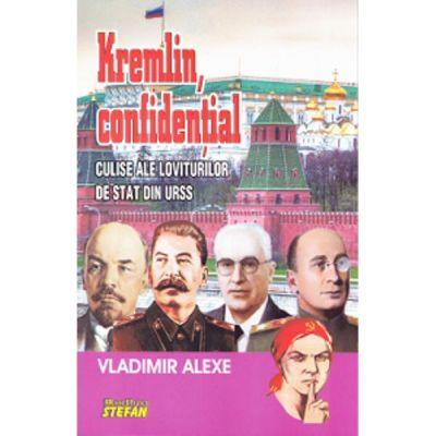 Kremlin, confidential - Vladimir Alexe