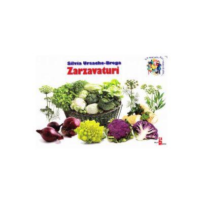 Zarzavaturi - Silvia Ursache-Brega