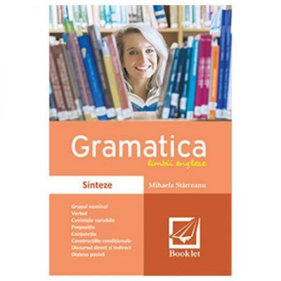Gramatica Limbii Engleze - sinteze - Mihaela Starceanu