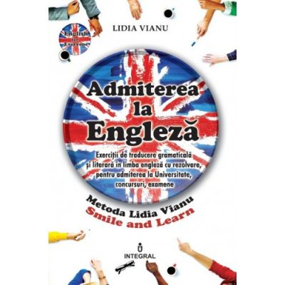 Admiterea la Engleza - Lidia Vianu