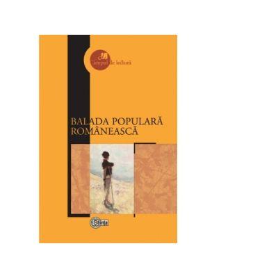 Balada populara romaneasca - Mihai Papuc