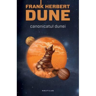 Dune. Canonicatul Dunei (paperback) - Frank Herbert