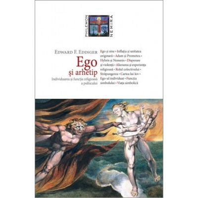 Ego si arhetip (paperback) - Edward F. Edinger