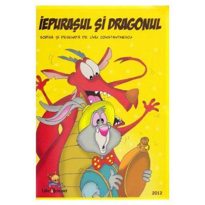 Iepurasul si dragonul - Liviu Constantinescu
