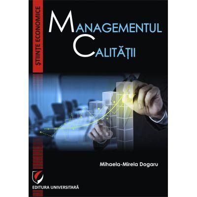 Managementul calitatii - Mihaela-Mirela Dogaru