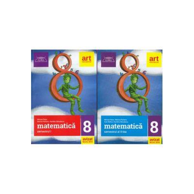 SET MATEMATICA pentru clasa a VIII-a. CLUBUL MATEMATICIENILOR - Mircea Fianu, Marius Perianu, Ioan Balica, Dumitru Savulescu
