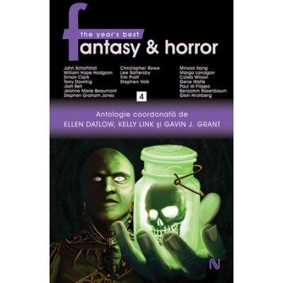 The Year's Best Fantasy and Horror (Vol. 4) - Ellen Datlow