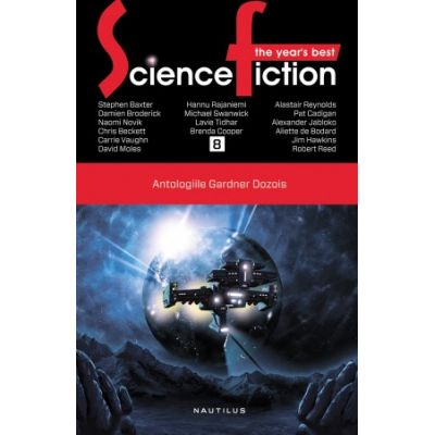 The Year's Best Science Fiction (vol. 8) - Gardner Dozois