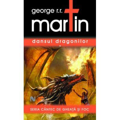Dansul dragonilor (paperback) - George R. R. Martin