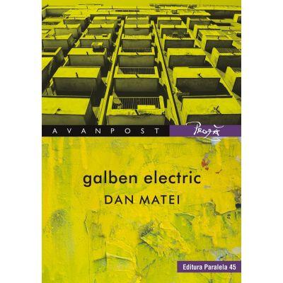 Galben electric - Matei Dan
