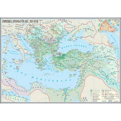 Imperiul Otoman în secolele XIV-XVII (IHMED9)