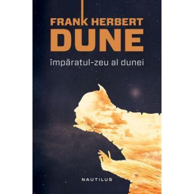 Imparatul-Zeu al Dunei (hardcover) - Frank Herbert