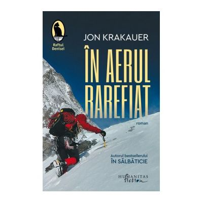 In aerul rarefiat - Jon Krakauer