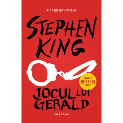 Jocul lui Gerald (paperback) - Stephen King