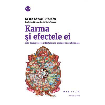 Karma si efectele ei - Geshe Sonam Rinchen