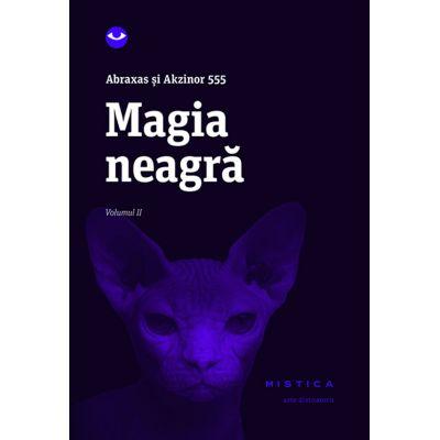 Magia neagra, vol. 2 - Abraxas si Akzinor 555