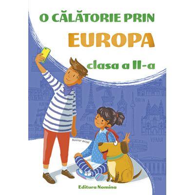 O calatorie prin Europa clasa a II-a 2019-2020