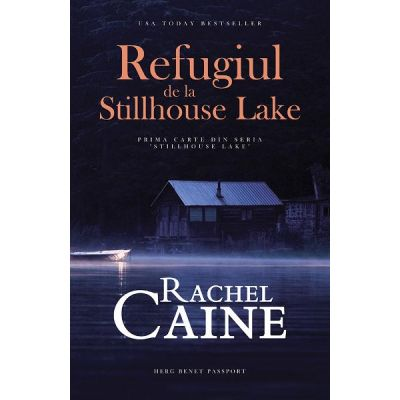 Refugiul de la Stillhouse Lake - Rachel Caine
