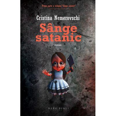 Sange satanic - Cristina Nemerovschi