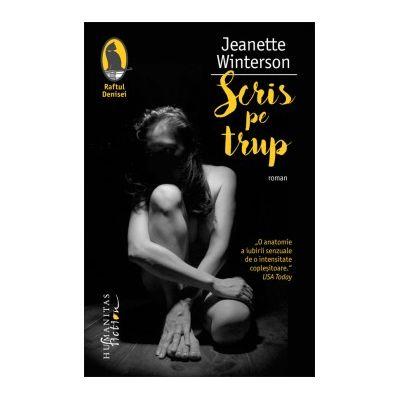 Scris pe trup - Jeanette Winterson