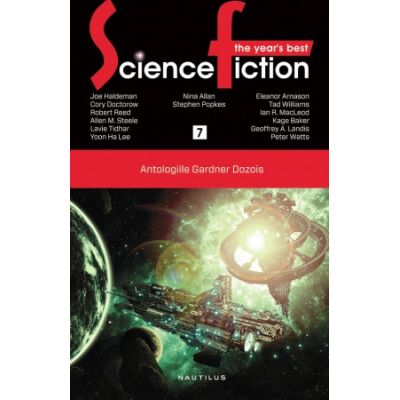 The Year's Best Science Fiction (vol. 7) - Gardner Dozois