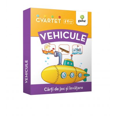 Vehicule. Colectia Cvartet