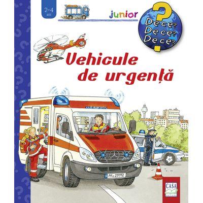 Vehicule de urgenta - Wolfgang Metzger. Colectia Junior