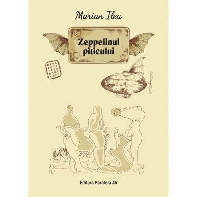 Zeppelinul piticului - Marian Ilea