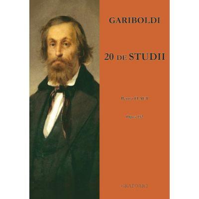 20 de studii pentru flaut. Opus 132 - Gariboldi