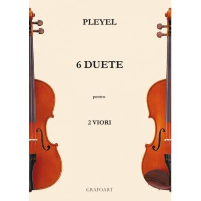 6 duete pentru 2 viori - Pleyel