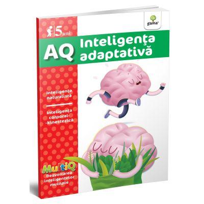 AQ. Inteligenta adaptativa 5 ani. Colectia MultiQ