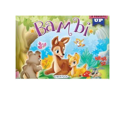 Bambi. Carte pop-up - Felix Salten
