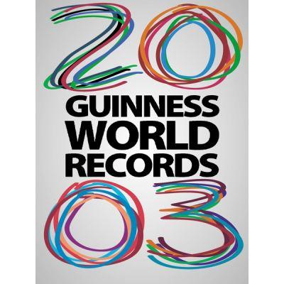 Cartea Recordurilor 2003 - Guinness