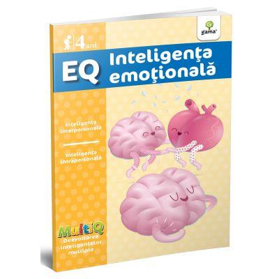 EQ. Inteligenta emotionala. 4 ani. Colectia MultiQ
