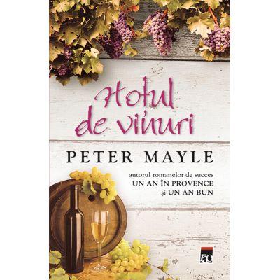 Hotul de vinuri - Peter Mayle