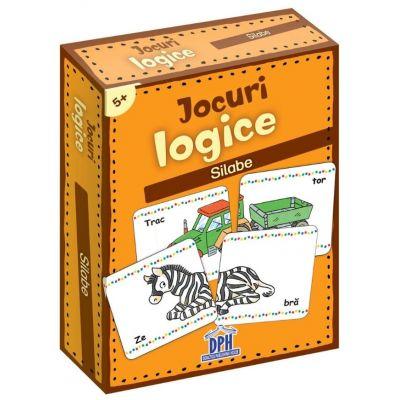 Jocuri logice. Silabe - Kristin Labuch