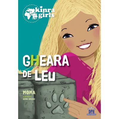 Kinra Girls, Volumul III. Gheara de leu