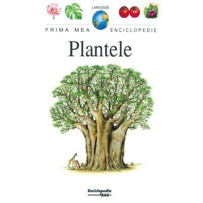 Prima mea enciclopedie. Plantele - Larousse